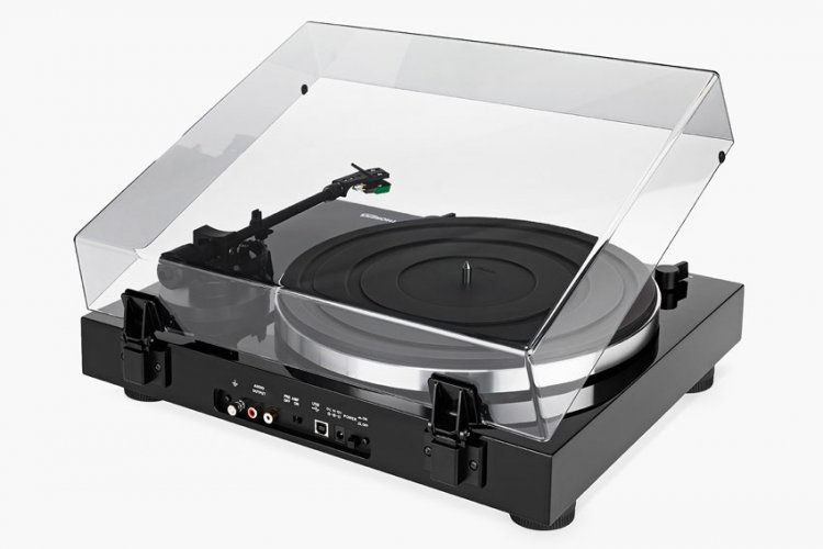 Thorens Dustcover TD 201-202